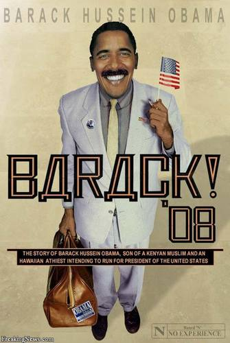 Borat / Barack