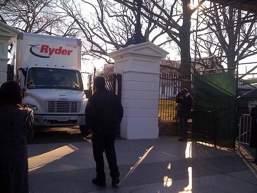 White House Ryder