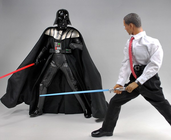 Darth Vader and Obama