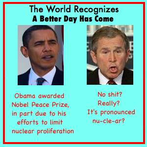 Obama Nobel Prize