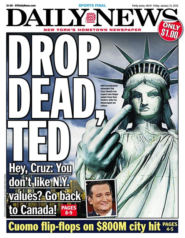 Drop Dead, Ted