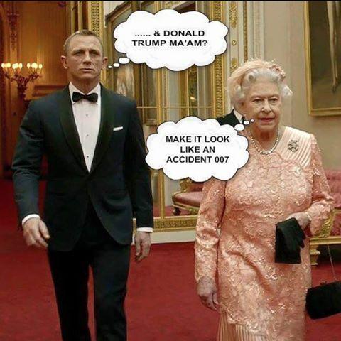 trump queen 007