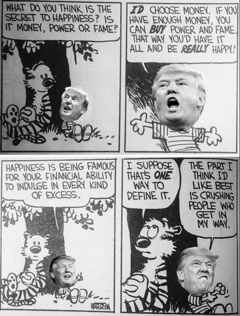 Donald and Hobbes