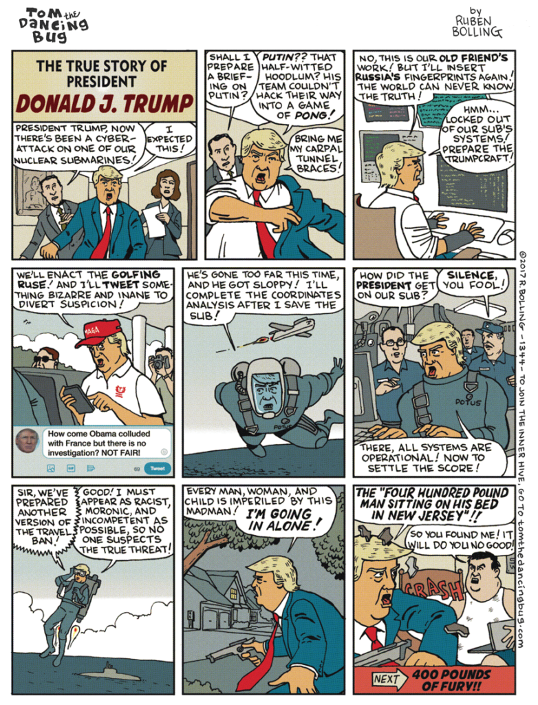 1344ckCOMIC true story of trump 782x1024 Who Knew?
