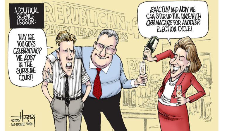 GOP Silver Linings