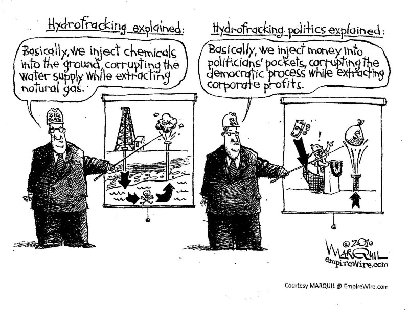 fracking cartoon 800x608 Fracked