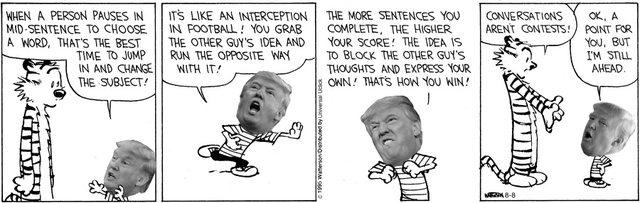 YmLTOI6 Donald and Hobbes