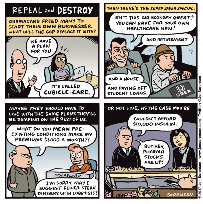 repealanddestroy915 800x803 The Fate of Obamacare