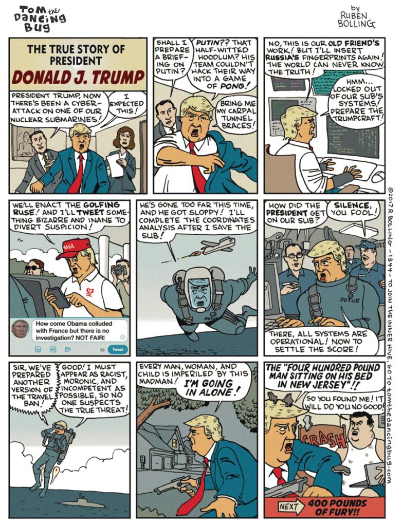 1344ckCOMIC true story of trump 782x1024 Who Knew?